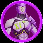 Roblox Battle Gods Simulator - Badge Eternal God of War