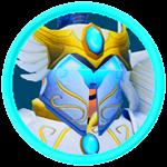 Roblox Battle Gods Simulator - Badge Light God