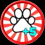 Roblox Battle Gods Simulator - Shop Item +5 Pets