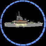Roblox Battleship Tycoon - Badge Thanks for 2 Million!