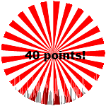 Roblox Battleship Tycoon - Badge The Burning badge of 40 points!