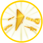 Roblox Battleship Tycoon - Shop Item Golden Weapons