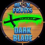 Roblox Blox Fruits - Shop Item Dark Blade