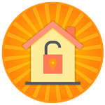 Roblox Blox Life - Badge Bought Your First House