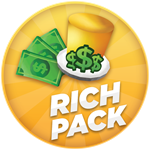 Roblox Blox Life - Shop Item Rich Pack