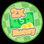 Roblox Blox Paradise - Shop Item 2x Money