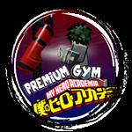 Roblox Boku No Roblox - Shop Item [BUFFED] Premium Gym
