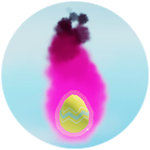 Roblox Book of Monsters - Badge Easter Egg Meteor
