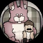 Roblox Book of Monsters - Badge Easter Minotaur