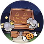 Roblox Book of Monsters - Badge Halloween DoodleBoard