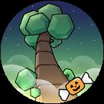 Roblox Book of Monsters - Badge Halloween LlamaBot