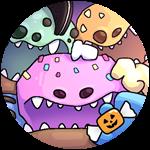 Roblox Book of Monsters - Badge Halloween Meltzer
