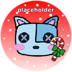 Roblox Book of Monsters - Badge Holiday Knittens