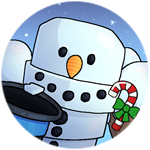 Roblox Book of Monsters - Badge Holiday Meltzer