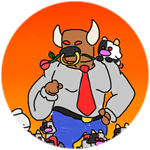 Roblox Book of Monsters - Badge Legendary Minotaur Collector