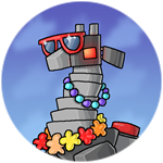 Roblox Book of Monsters - Badge Master LlamaBot Collector!