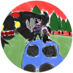 Roblox Book of Monsters - Badge Rare Reptire Collector