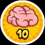Roblox Brain Simulator - Badge Collect 10 Brains