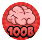 Roblox Brain Simulator - Badge Collect 100B Brains