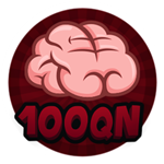 Roblox Brain Simulator - Badge Collect 100QN Brains