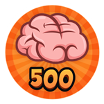 Roblox Brain Simulator - Badge Collect 500 Brains