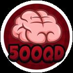 Roblox Brain Simulator - Badge Collect 500QD Brains