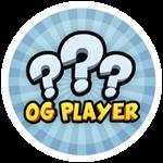 Roblox Brain Simulator - Badge Week 1 OG