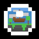 Roblox Brick Simulator - Badge Pirate Island