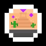 Roblox Brick Simulator - Badge Temple Ruin