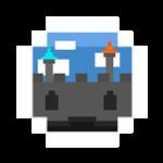 Roblox Brick Simulator - Badge Welcome Kingdom