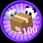 Roblox Bubble Gum Simulator - Shop Item 100 Slots
