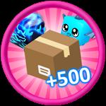 Roblox Bubble Gum Simulator - Shop Item +500 Slots