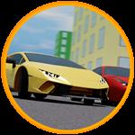 Roblox Car Dealership Tycoon - Badge City Race driver!