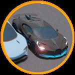 Roblox Car Dealership Tycoon - Badge Highway Race driver!