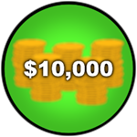 Roblox Car Dealership Tycoon - Badge You have 10K money!