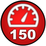 Roblox Car Dealership Tycoon - Badge You hit 150 mph!