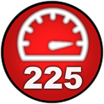 Roblox Car Dealership Tycoon - Badge You hit 225 mph!