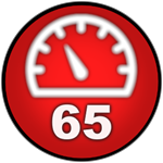 Roblox Car Dealership Tycoon - Badge You hit 65 mph!