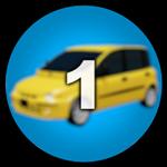 Roblox Car Dealership Tycoon - Badge You own 1 car!