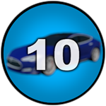 Roblox Car Dealership Tycoon - Badge You own 10 cars!