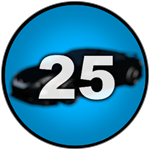 Roblox Car Dealership Tycoon - Badge You own 25 cars!