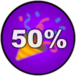 Roblox Car Dealership Tycoon - Badge Your dealership is 50% completed!