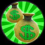 Roblox Car Dealership Tycoon - Shop Item 2x Money