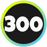 Roblox Cartoon Obby - Badge Stage 300