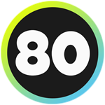 Roblox Cartoon Obby - Badge Stage 80
