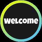 Roblox Cartoon Obby - Badge Welcome to Cartoon Obby!
