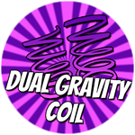 Roblox Cartoon Obby - Shop Item Dual Gravity Coil