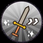 Roblox Castle Defenders - Shop Item x2 Faster Swing