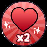 Roblox Castle Defenders - Shop Item x2 Health