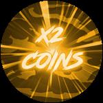 Roblox Clover Kingdom Grimshot - Shop Item x2 Coins